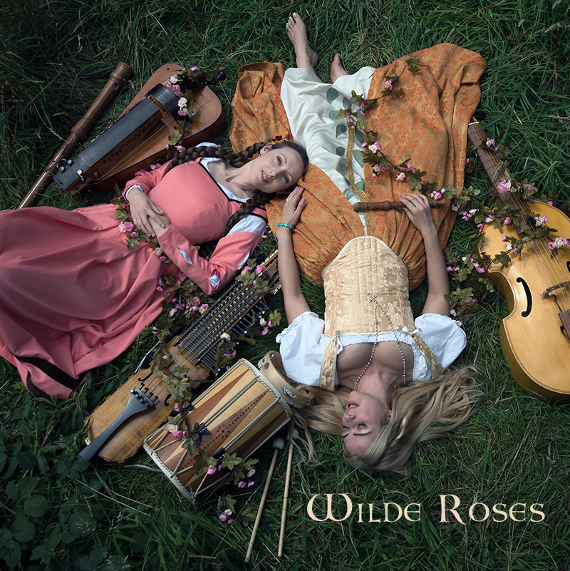 Wilde Roses album cover